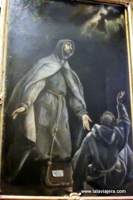 Vision San Francisco, El Greco, Hospital Mujeres Cadiz
