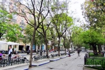 Plaza de Mina, Cadiz