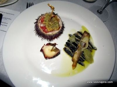 Degustacion Restaurante Naranjos, Hotel Rural Vinuela, Malaga