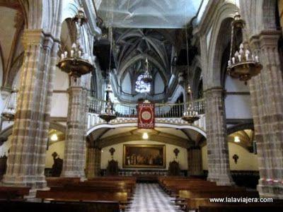 Iglesia Monasterio Guadalupe, Caceres