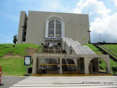 Centro Visitantes Miraflores, Panama