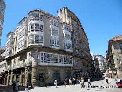 rua michelena, compras pontevedra